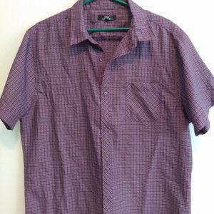 XL INC Dress t-shirt with pocket Purple
